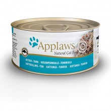 APPLAWS - KITTEN 6 x 70 GR TONIJN KITTEN