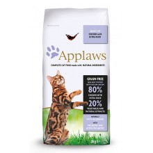APPLAWS - KATTENVOER KIP & EEND ADULT