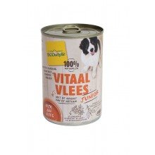 ECOSTYLE - VITAALVLEES 400 GR PUPPY