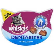 WHISKAS - DENTABITS 40 GR ZALM ADULT