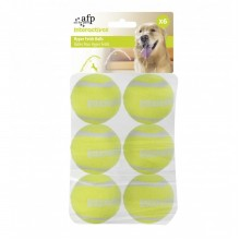 INTERACTIVE HYPER FETCH SUPER BOUNCE TENNIS BALLS